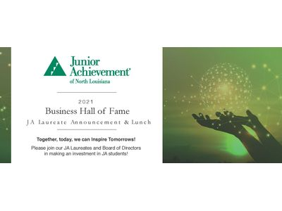 View the details for 2021 JA BHoF Laureate Announcement & Lunch